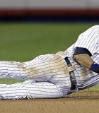 Derek Jeter Shows Signs of Trouble with Reoccuring Ankle Injury
