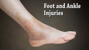 sport related foot and ankle injuries