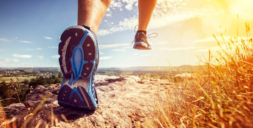 athletes require supportive shoes for better foot health