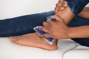 Old Ankle Sprain