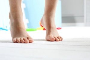 Flat Foot Symptoms and Diagnosis