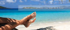 Summer Foot tips