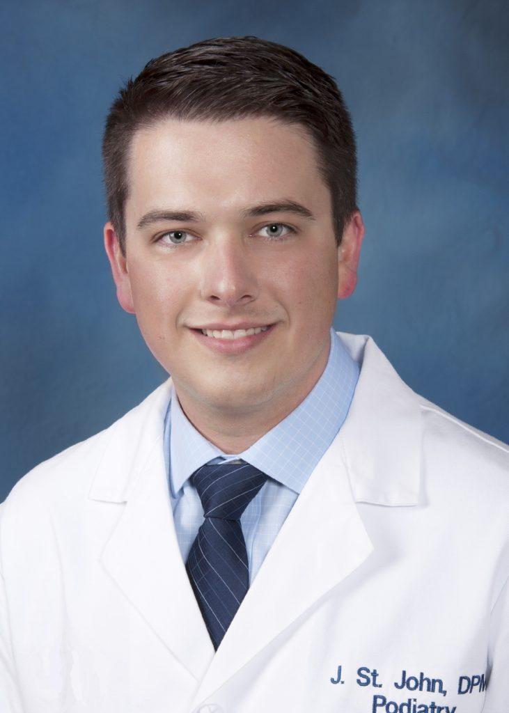 Dr. Jason St. John DPM Podiatric Surgeon Novi Livonia Southfield