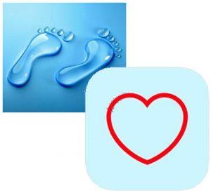 foot healthcare digital check-in